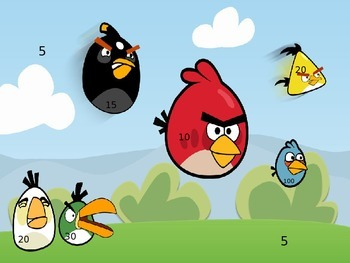 Angry Birds Slingshot Game Template