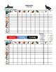 Animais (Animals in Portuguese) Batalha naval Battleship game