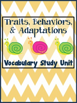 Animal Adaptations, Behaviors, and Traits