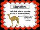 Animal Adaptations Slideshow