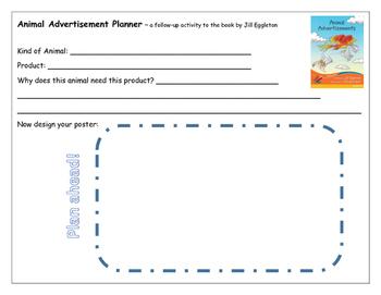 Animal Advertisements Media Literacy