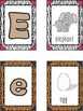 Animal Alphabet Cards (Printed) from Nita Marie's Classroo