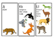 Animal Booklet A-Z