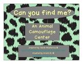 Animal Camouflage Center