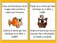 Spanish Speaking: Animals Juego de tarjetas/ Animales game cards