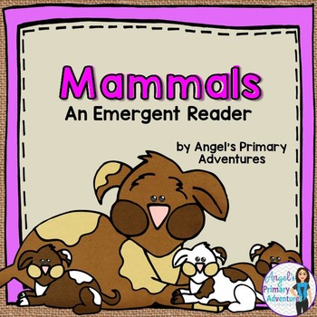 Animal Classification Reader:  Mammals