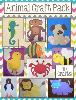 Animal Craft Pack