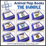 Animal Flap Books BUNDLE of 10