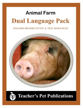 Animal Farm English-Spanish Questions & Tests