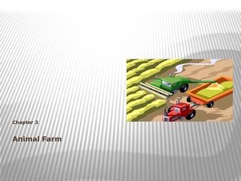 Animal Farm PPT Chapter 3