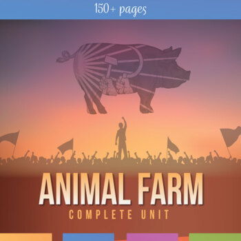Animal Farm Ultimate Unit Bundle