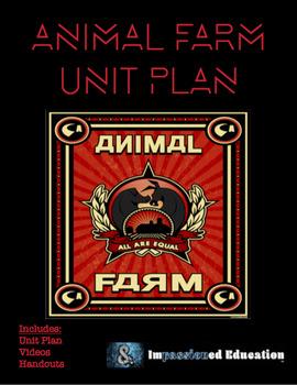 Animal Farm Unit Plan and Teaching Calendar UPDATED