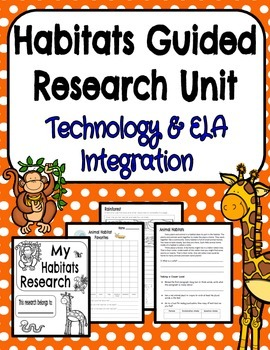 Habitats Research Unit & More