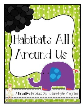 Animal Habitats All Around Us