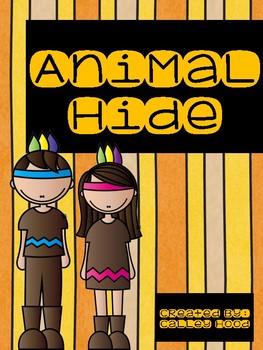 Animal Hide Stories