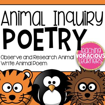 Animal Poems Lesson