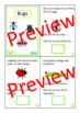 Animals Biology Interactive Adapted Books BUNDLE, Autism,