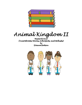 Animal Kingdom II Research Unit (Invertebrates)