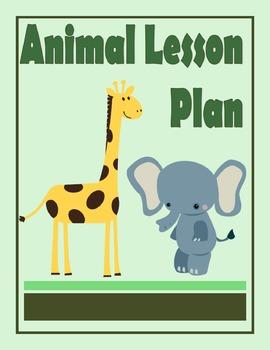 Animal Lesson Plan
