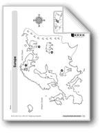 Animal Life Maps: Europe