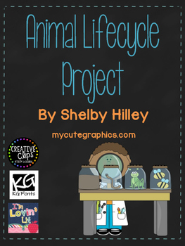 Animal Lifecycle Project