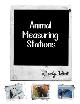 Animal Measuring & Research Stations Bundle