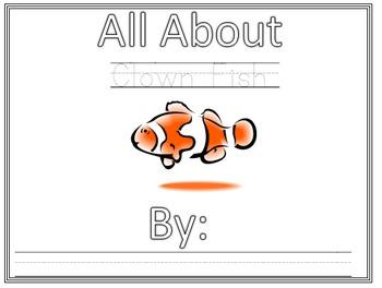 Animal Nonfiction Book
