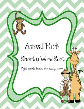 Animal Park - Short u sort