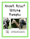 Animal Picture Writing Prompts