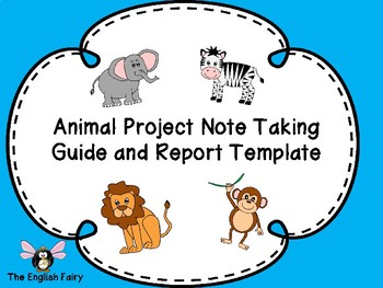 Animal Project Report Template