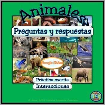 Animal Questions & Responses / Preguntas y Respuestas sobr