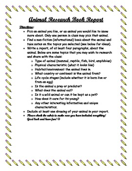 book report research A book report focuses primarily on providing a summary of a book rather than making an argument about it the objective is to give brief descriptions of the plot, characters, setting and theme, along with other basic information such as the title and name of the author.