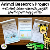 Animal Research Project {Research Booklet and Classroom Zoo Unit}