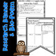 Animal Research Mini-Flip Book and Interactive Notebook Resources