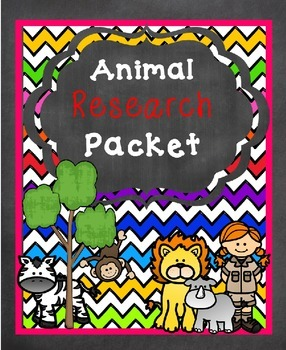 Animal Research Packet