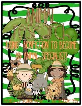 Animal Research {Steps To Becoming an Animal Specialist}
