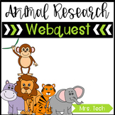 Animal Research Webquest