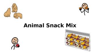 Animal Snack Mix