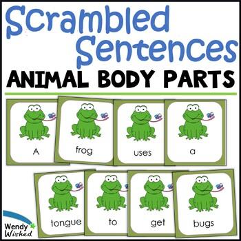 NGSS Animal Traits, Organisms, Heredity, Inheritance, Stru