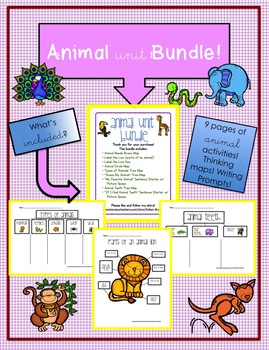 Animal Unit Bundle