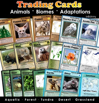 Biome Cards