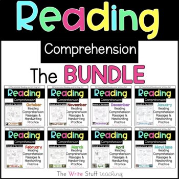 Animal of the Week Year Long Bundle