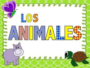 Animales Describing animals