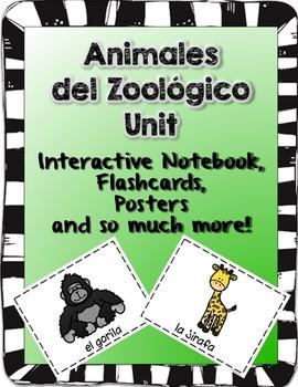 Animales del Zoológico Unit