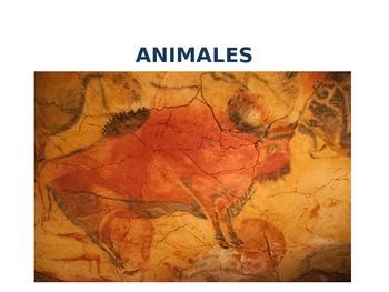 Animales en español / Animals in Spanish