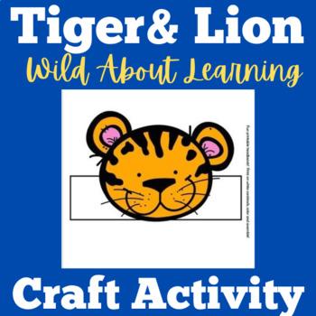 Zoo Activities | Zoo Craft | Zoo Craftivity | Zoo Animals