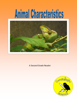 Animals Characteristics - Science Informational Text Level