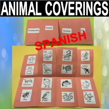 Animals Covers Foldable