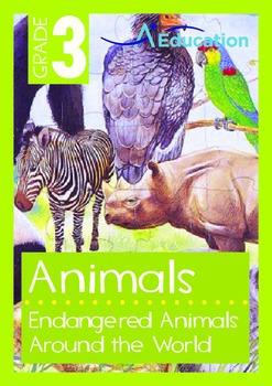 Animals - Endangered Animals (I): Animals Around the World