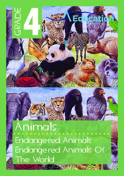 Animals - Endangered Animals (I): Endangered Animals Of Th